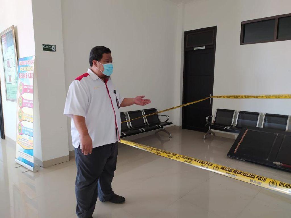 Rusak Fasilitas PN Bengkulu, Sekelompok Nelayan Dilaporkan ke Polisi