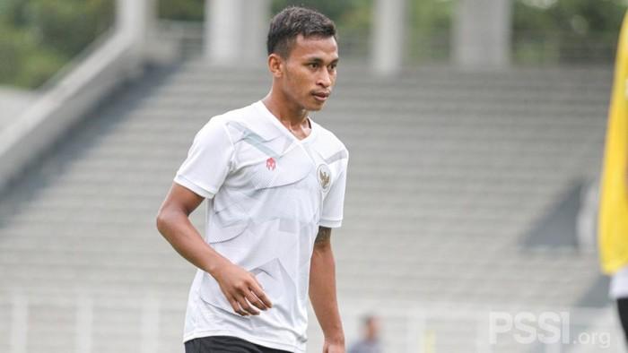 Osvaldo Haay sudah bergabung dengan Timnas Indonesia untuk SEA Games 2021.