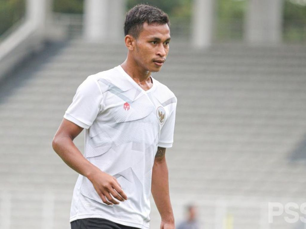 Osvaldo Haay Serap Ilmu Pelatih Ternama di Timnas Indonesia dan Persija