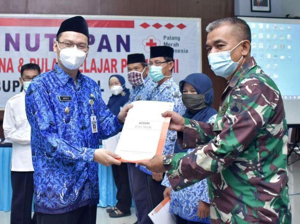 PMI Kabupaten Tegal Kumpulkan Dana Rp 2,2 M