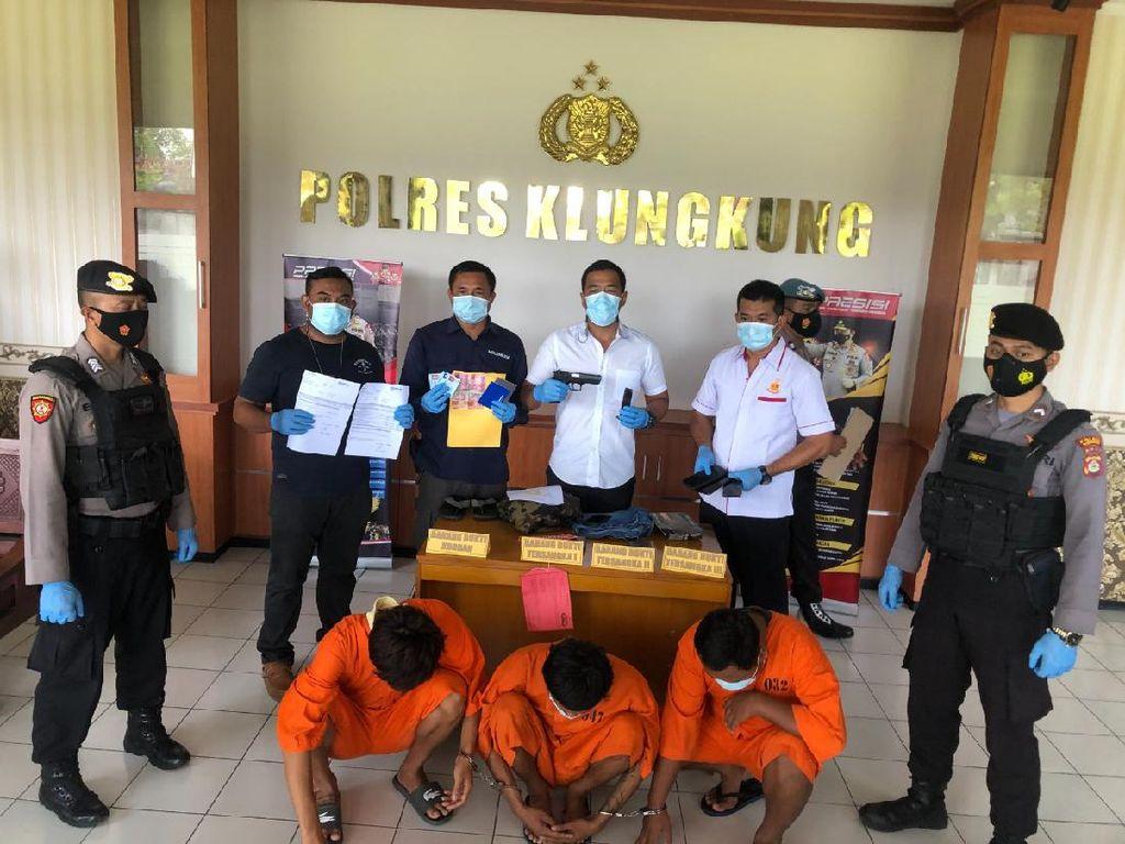 Polisi Tangkap 3 Pelaku Penipuan Online di Bali, Dijerat UU ITE