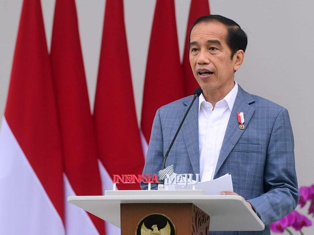 Jokowi ke Bank: Kredit Harus Tetap Dikucurkan dengan Hati-hati