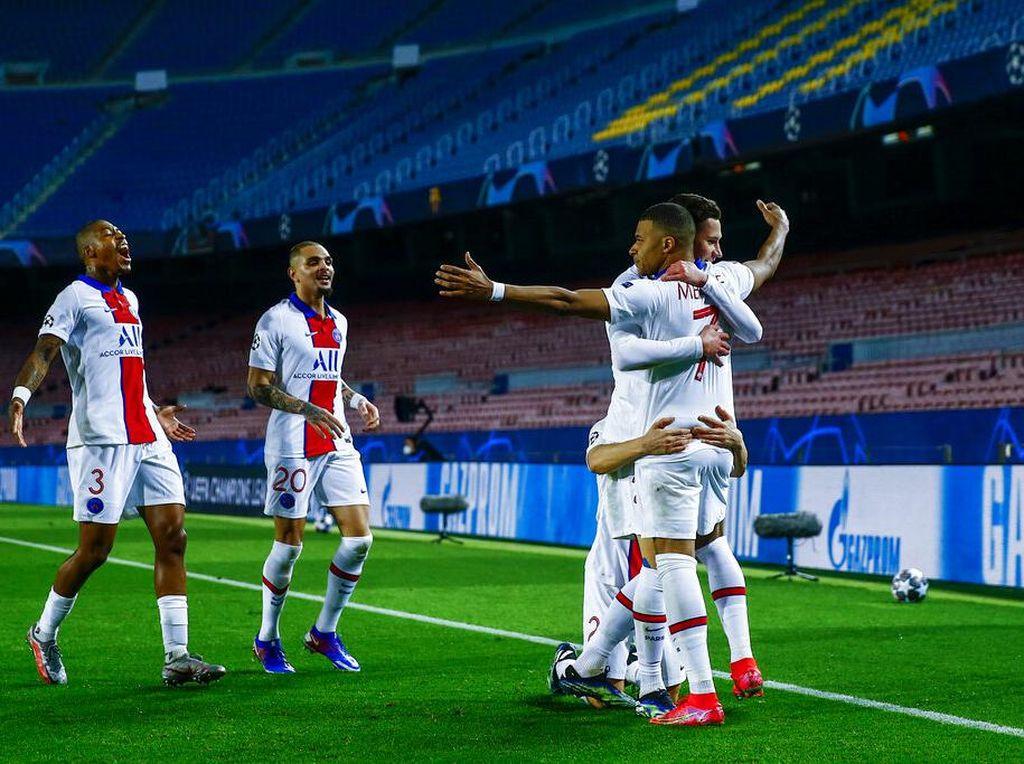 4 Klub yang Sudah Melaju ke Perempatfinal Liga Champions