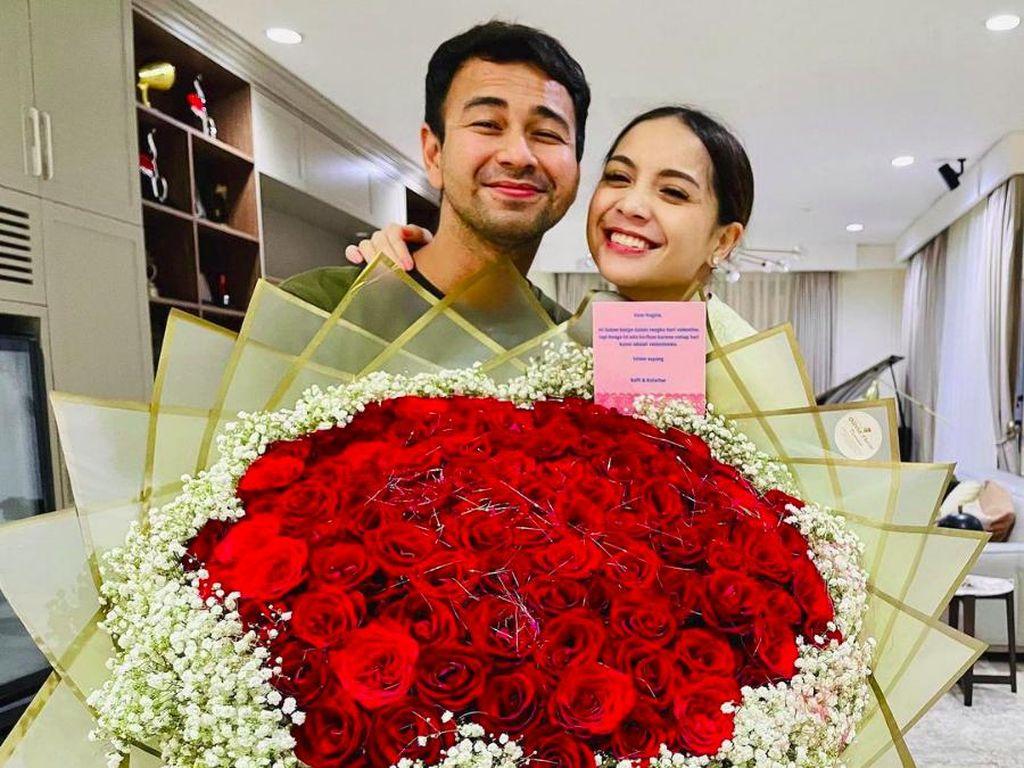 Arya Saloka Kasih Ucapan Selamat Ultah ke Raffi Ahmad dan Buat Nagita Girang