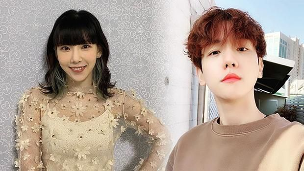 Rumor asmara Taeyeon dan Baekhyun sempat heboh (instagram.com/taeyeon_ss, baekhyunee_exo)