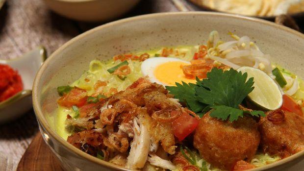 Soto Medan Isi Ayam