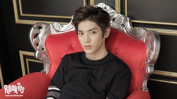 Foto Taeyong sebelum debut menjadi anggota NCT.