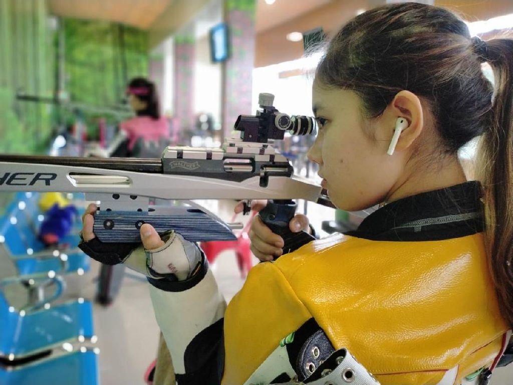 Dampak Pandemi, Perbakin Kirim Satu Wakil di Olimpiade Tokyo 2021