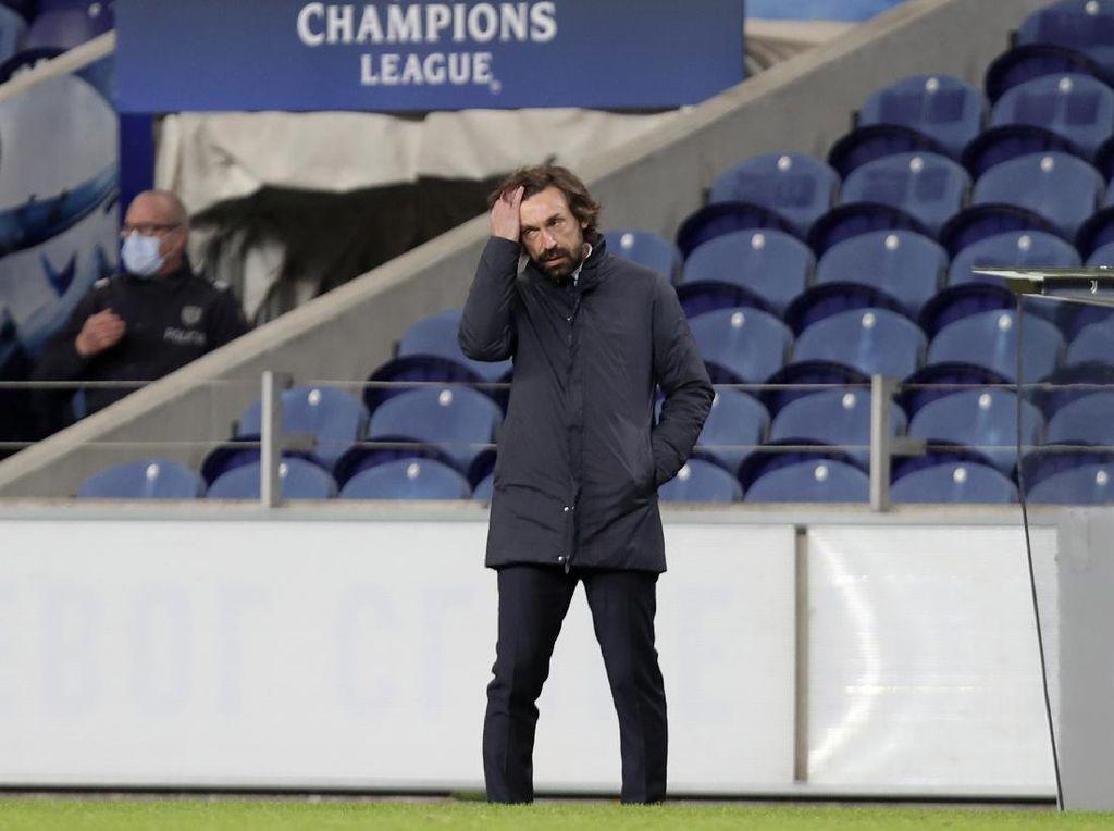 Porto Vs Juventus: Blunder Bentancur Bikin Rencana Pirlo Berantakan