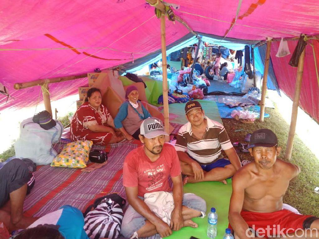 Banjir di Jombang Mulai Surut, Namun Ratusan Pengungsi Enggan Pulang