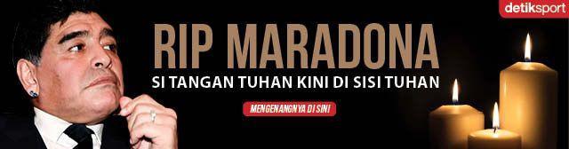 Banner Maradona
