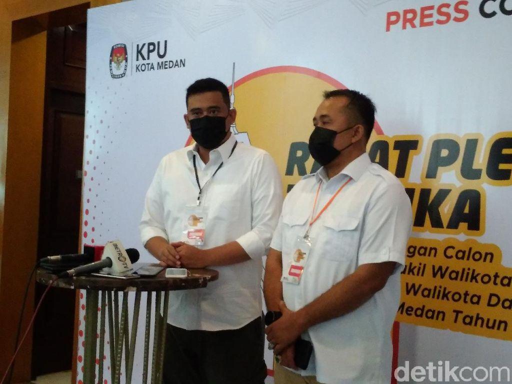Ini 2 Fokus Bobby Nasution Usai Ditetapkan Jadi Walkot Medan Terpilih