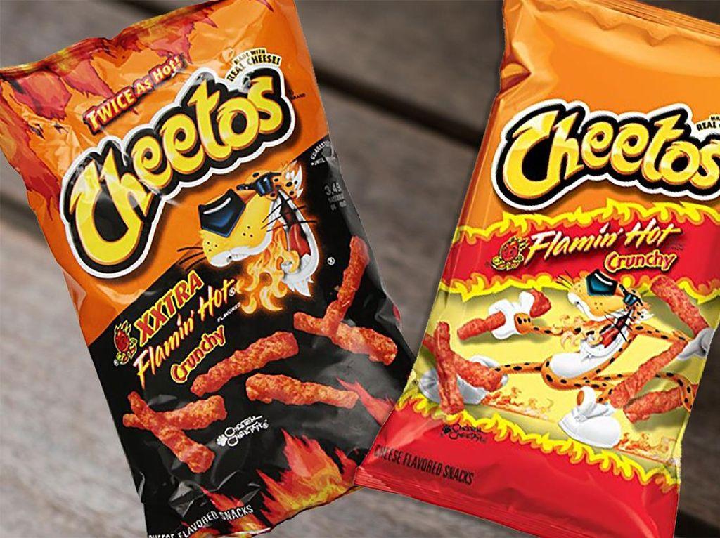 Fakta Menarik Cheetos yang Berhenti Produksi per Agustus 2021 di Indonesia