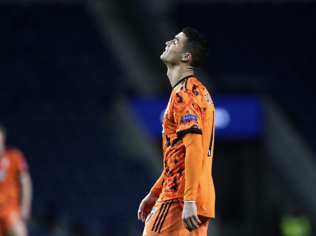 Porto Vs Juventus: Cristiano Ronaldo Menghilang di Kandang Naga