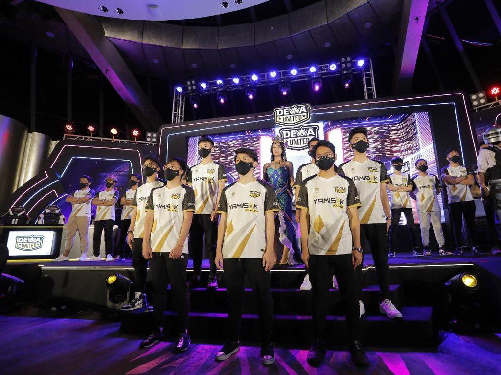 Resmi Diluncurkan, Dewa United Ramaikan Dunia ESport Indonesia