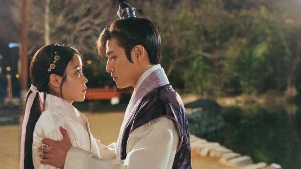 Drama Moon Lovers: Scarlet Heart Ryeo