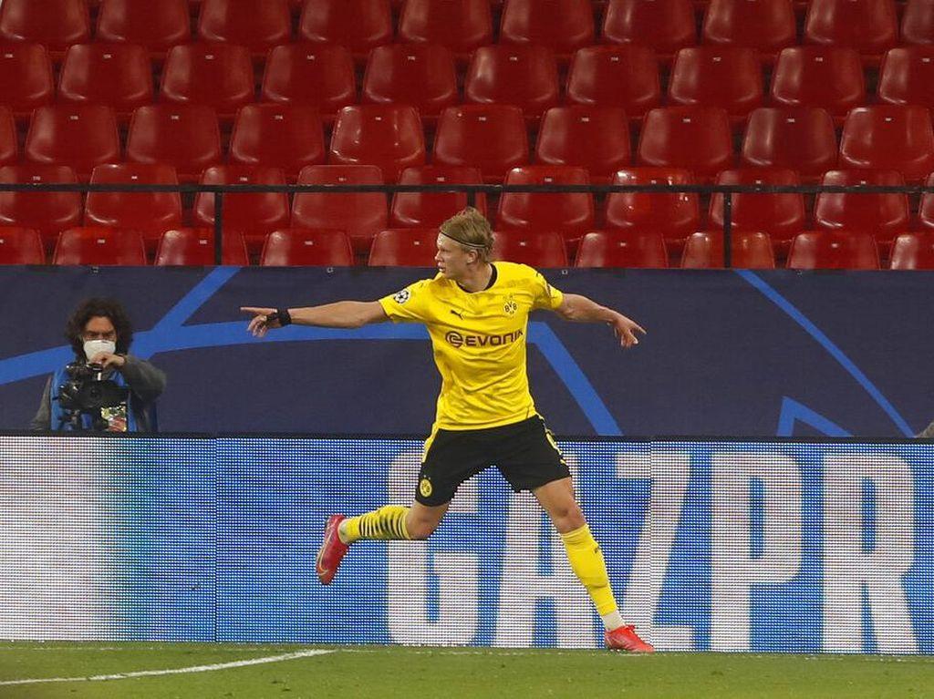 Maaf Chelsea, Dortmund Masih Punya Rencana dengan Haaland