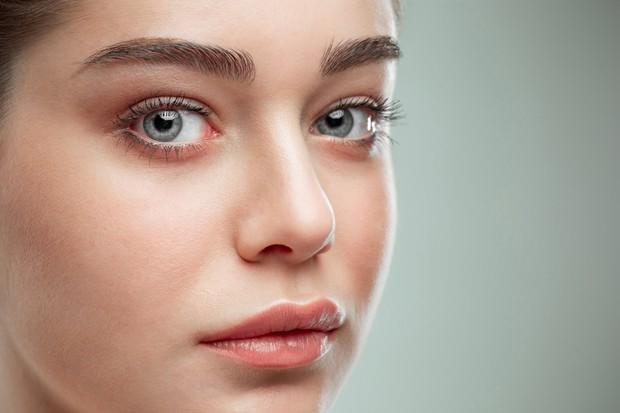 Masalah area mata.