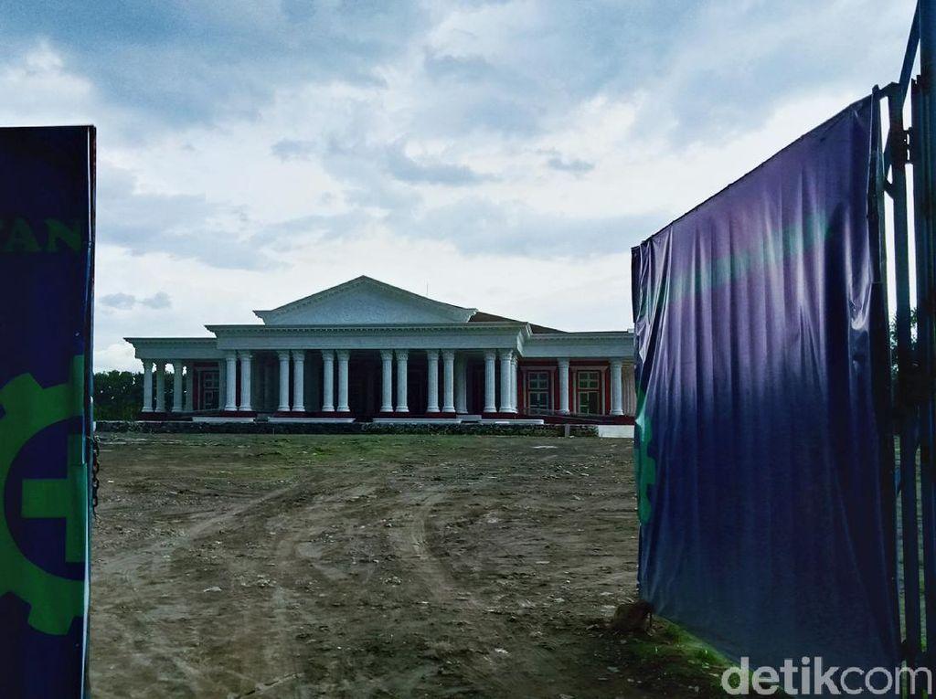 Pemkab Klaten Bangun Grha Megawati Rp 90 M, Buat Apa?