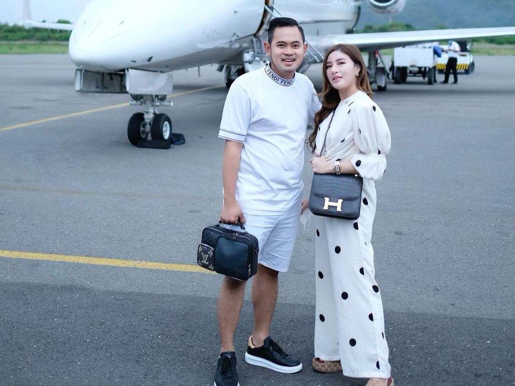 Kisah Crazy Rich Malang, Dulu Makan Rp 15 Ribu Sehari Kini Punya Jet Pribadi