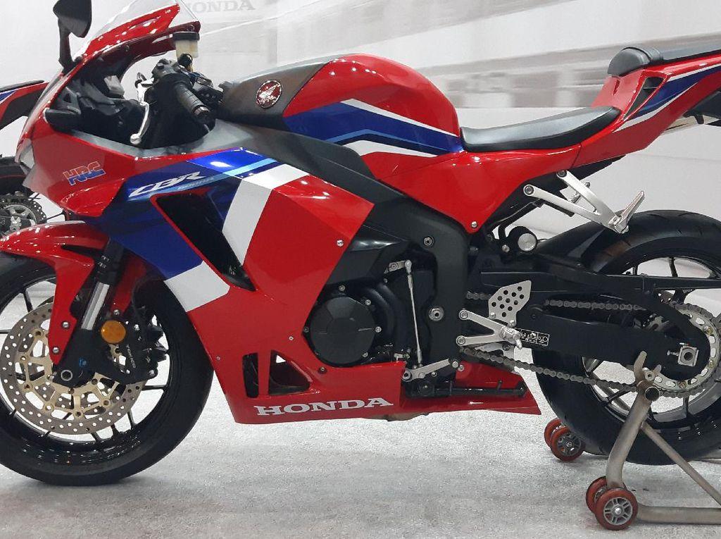 Spesifikasi Honda CBR600RR yang Dijual Setengah Miliar di RI