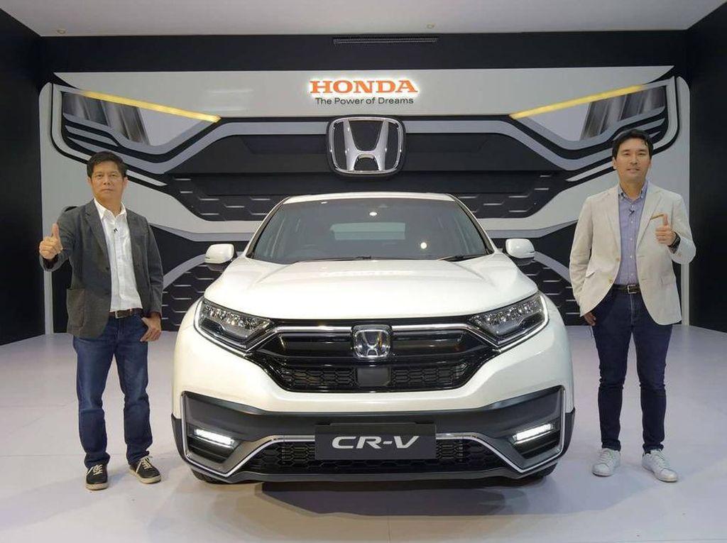 Tanpa PPnBM, Penjualan Mobil Honda Ini Meningkat dan Dipesan Ribuan Unit