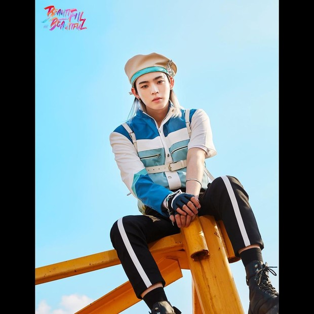 ONF membagikan foto teaser Hyojin untuk comeback terbaru