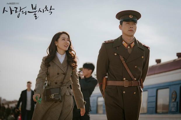 Hyun Bin dan Ye Jin kembali dipertemukan dalam drama terbaru Crash Landing On You.