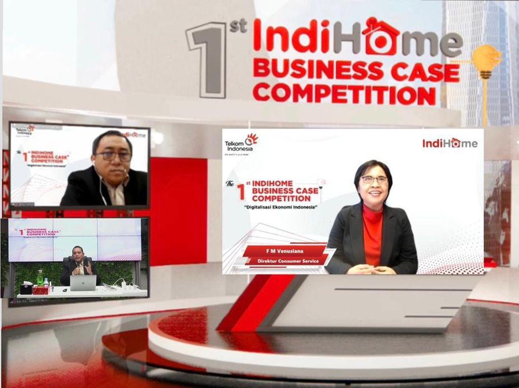 IndiHome Gelar Kompetisi Business Case Mahasiswa, Ini Pemenangnya