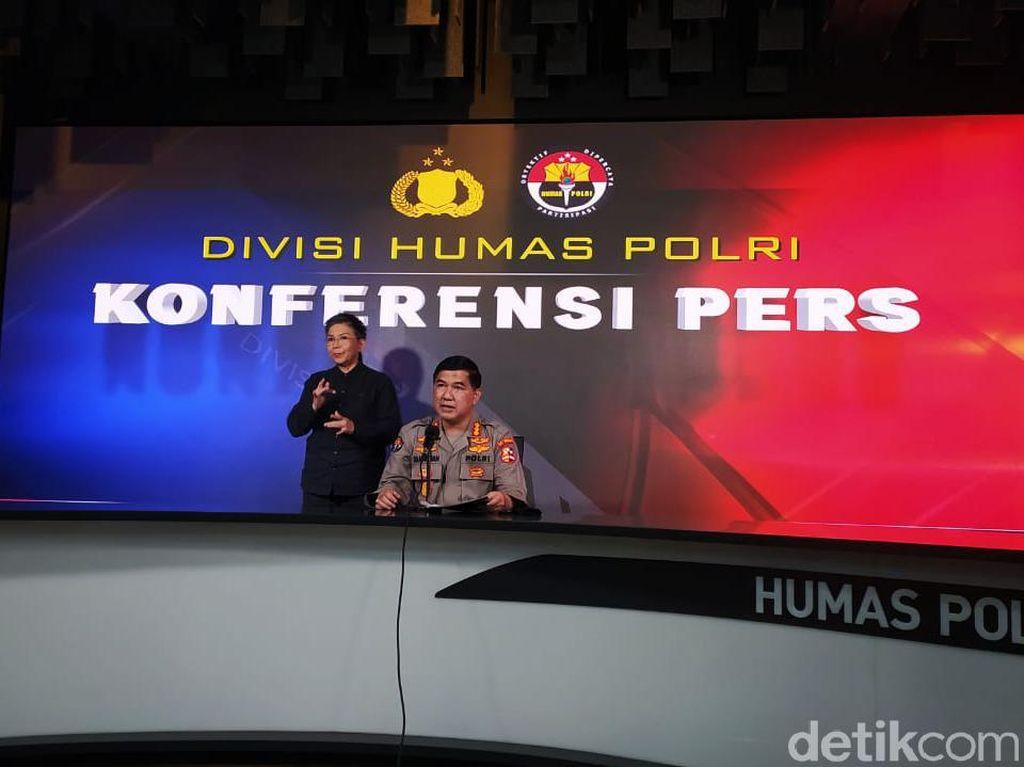Polri: 6 Anggota Polisi Aniaya Herman hingga Tewas karena Hilang Kontrol