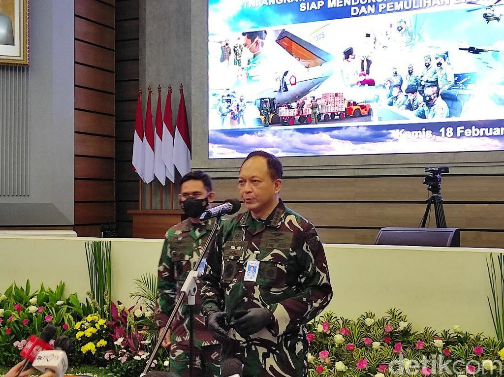 KSAU soal Pengadaan Alutsista: Perkuat TNI Jaga Kedaulatan Negara