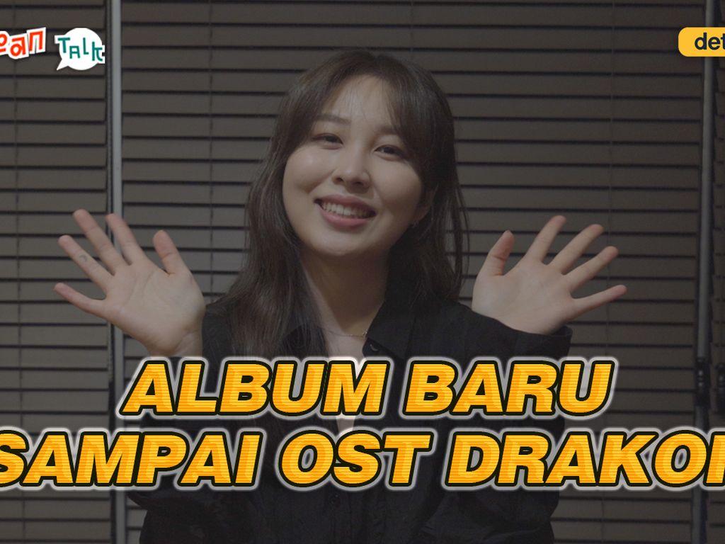K-Talk Ep 68: Ngobrol Bareng Kwon Jin Ah soal Comeback hingga OST Drakor