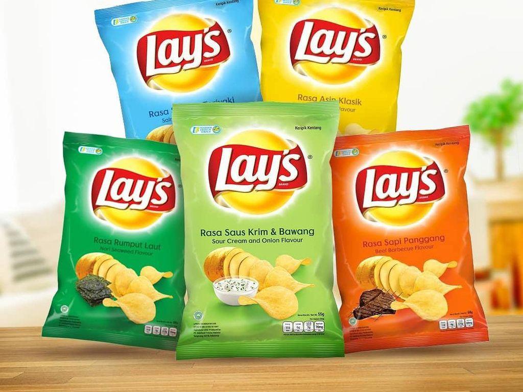 Lays, Doritos dan Cheetos Akan Berhenti Produksi, Milenial : Please Jangan Pergi!