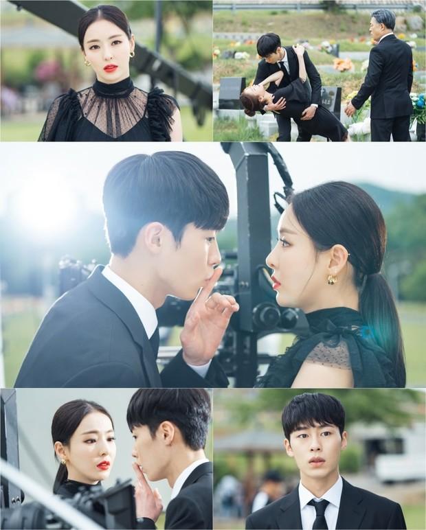 Lee Jae Wook dan Lee Da Hee/soompi.com