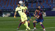 Ditahan Imbang Levante 1-1, Atletico Masih Kokoh di Puncak