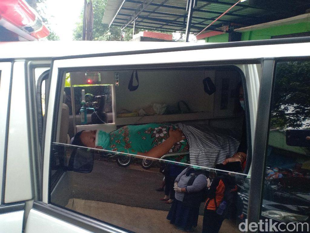 Bengkak Paha Dalam Kondisi Hamil, Korban Longsor Nganjuk Dirujuk ke RSUD