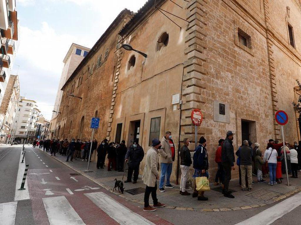 Mallorca, Potret Lokasi Wisata Populer yang Terperangkap Pandemi Corona