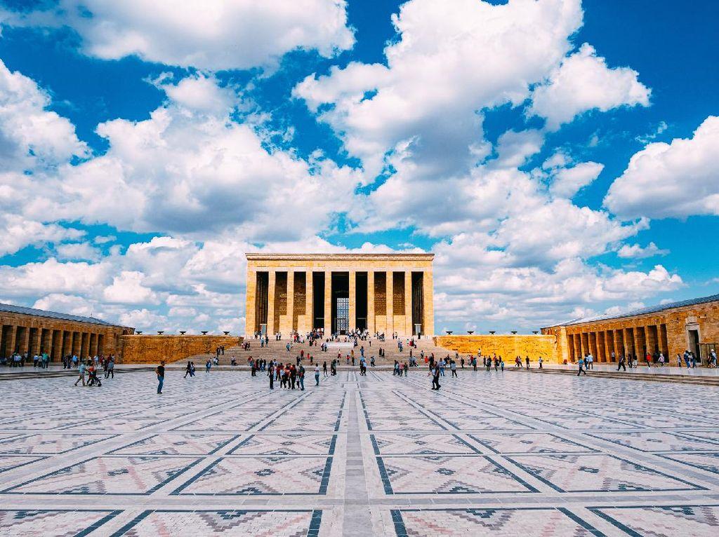 13 Fakta Makam Ataturk, Bapak Orang Turki