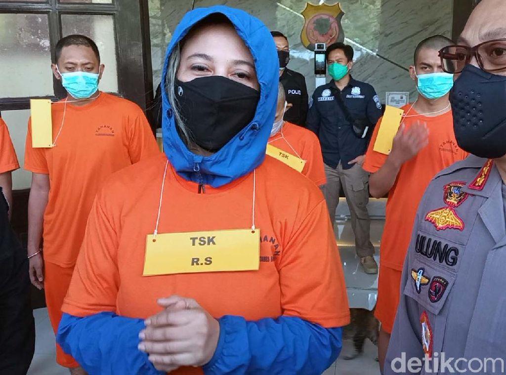 Dulu Heboh Kasus Foto Mesum PNS, Penyanyi Rinada Kini Terjerat Narkoba