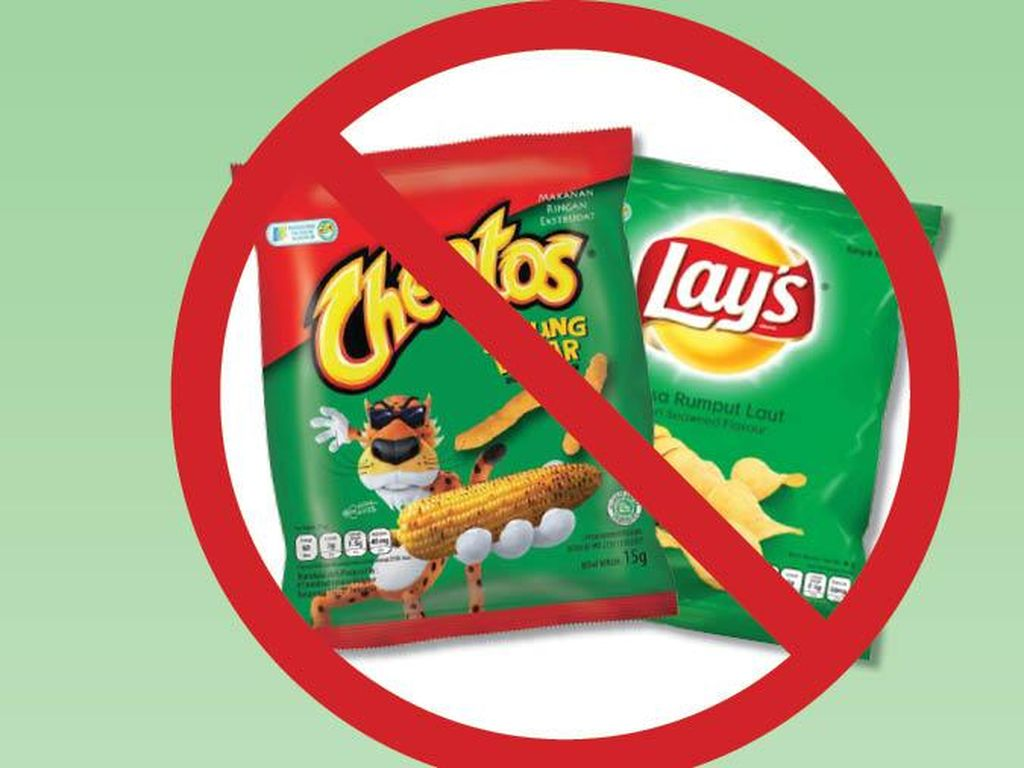 Selain Cheetos, Produksi Lays Berhenti Juga