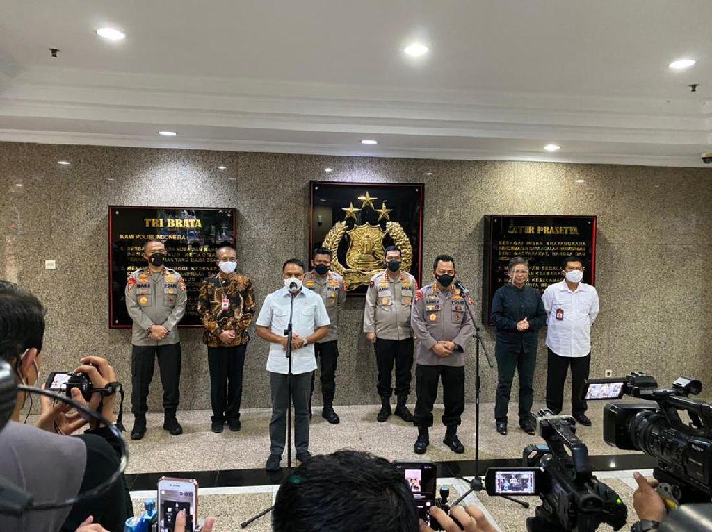 Polri Resmi Izinkan Penyelenggaraan Piala Menpora 2021