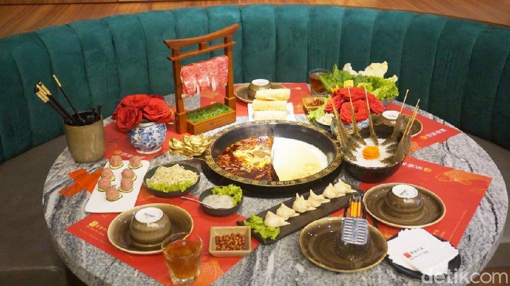 Lezatnya Szechuan Mala Hot Pot dengan Daging Sapi yang Juicy