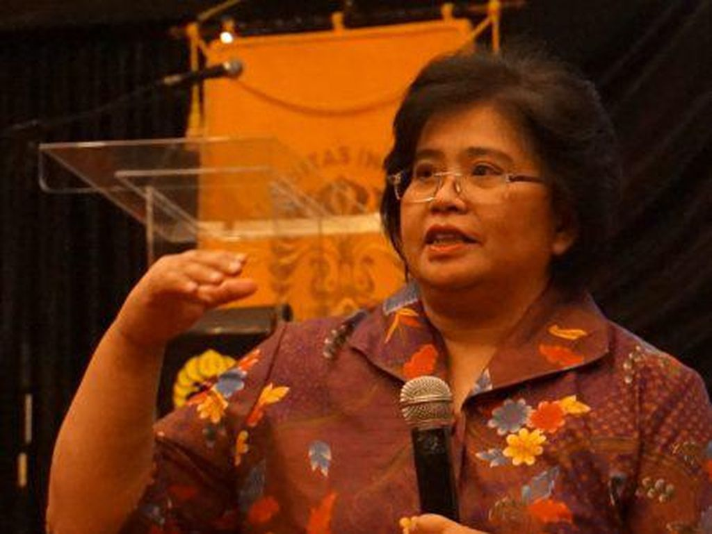 Dicopot dari Jabatan Warek, Prof Rosari Gugat Rektor UI ke PTUN DKI