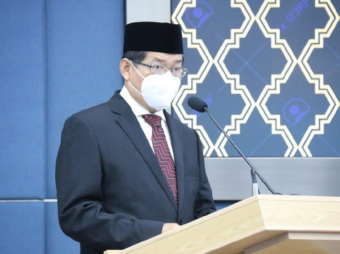 Sekda DKI Jakarta Marullah Matali