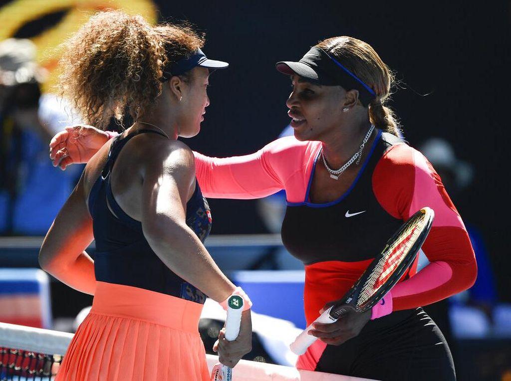 Australia Terbuka: Serena Kandas di Semifinal, Gagal Rekor Grand Slam