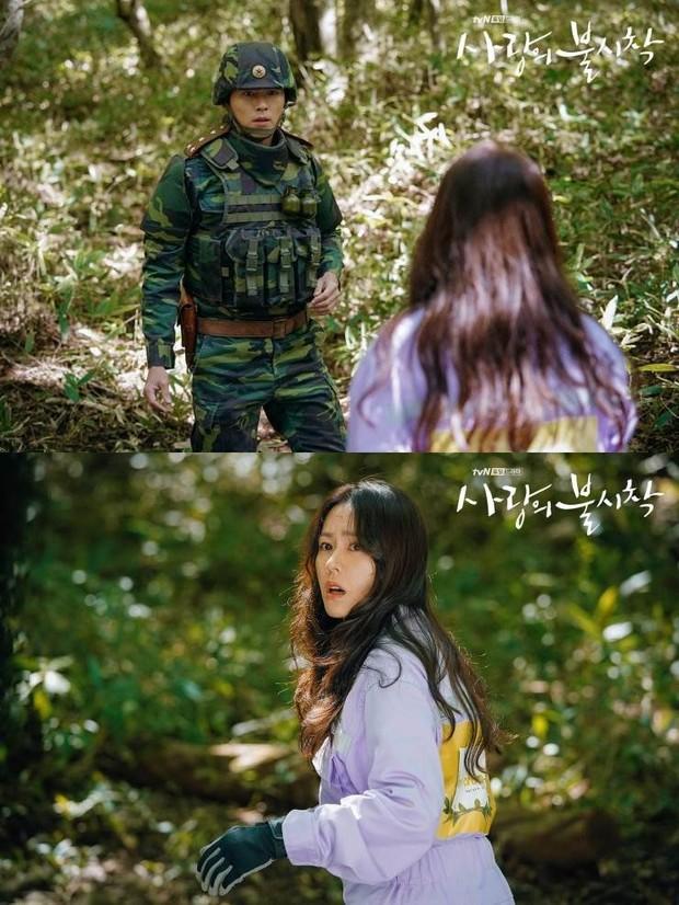 drama ini menceritakan seorang wanita bernama Yoon Se Ri (Son Ye Jin) merupakan pewaris konglomerat di Korea Selatan dan Ri Jeong Hyeok (Hyun Bin), seorang perwira militer Korea Utara.