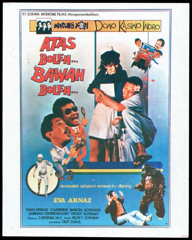 poster film warkop dki