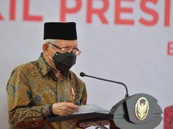 Wapres Maruf Amin: Terorisme Tak Ada Kaitannya dengan Agama