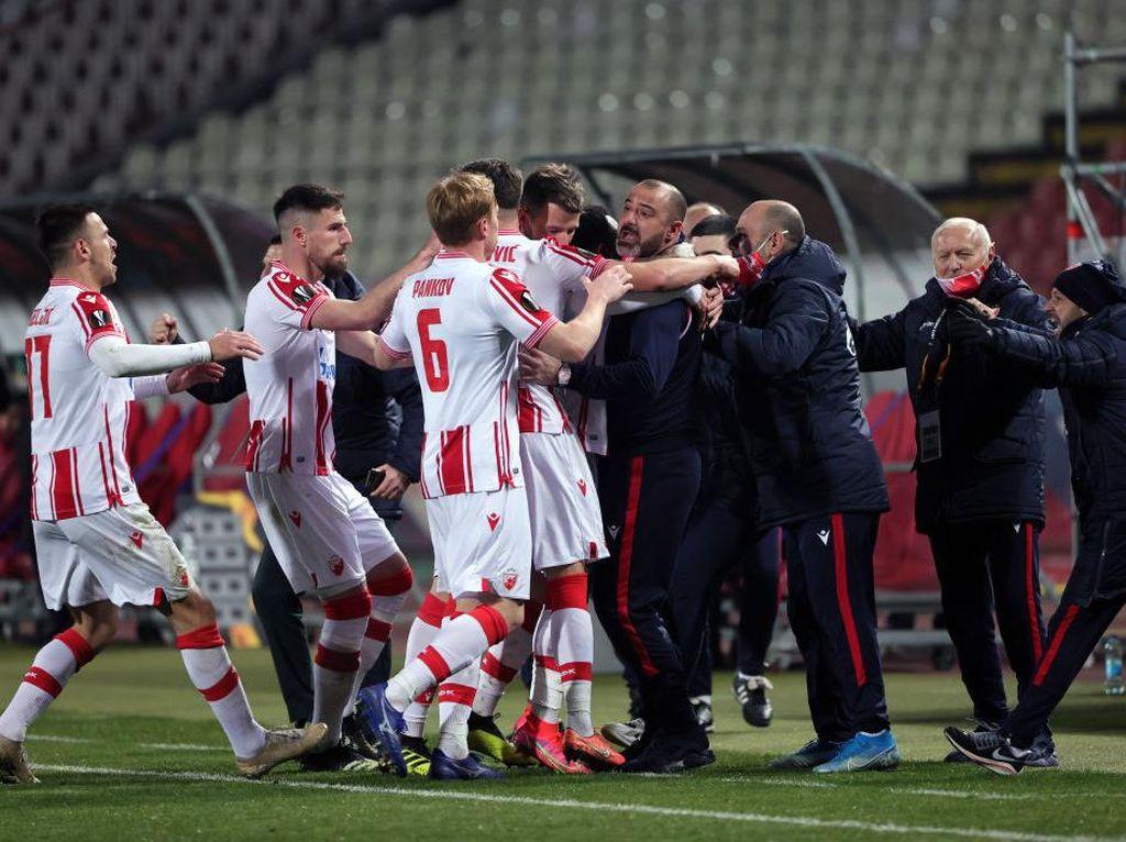 Bawa Red Star Tahan Milan, Stankovic Serasa Lakoni Derby Milan