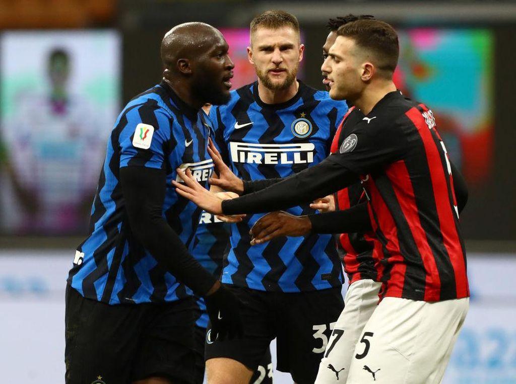 Jadwal Liga Italia: Saatnya Derby Milan